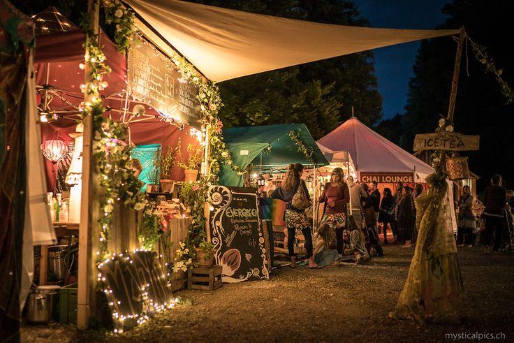 Pachamama festival in Switzerland