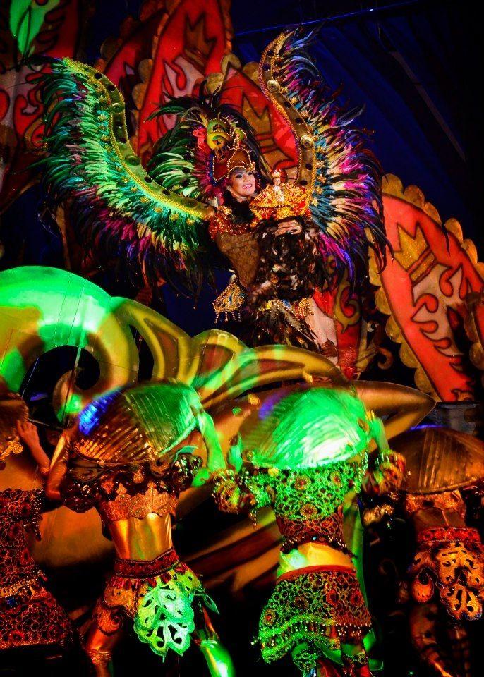 Cebu, Philippines Sinulog Festival