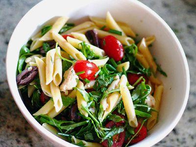 Sommer-Nudelsalat+italienisch+-+Foto+klicken,+um+zum+Rezept+zu+gelangen:+Nudelsalat-Rezept.de