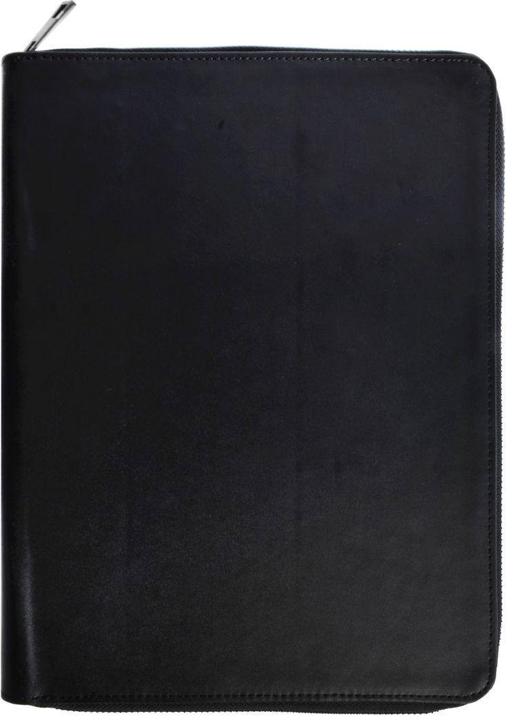 De universele tablet cover beschermt en personaliseert je tablet met een 10 inch scherm. Aan de binnenkant zit een handig notitieblok en een houder voor een (stylus)pen. Afmeting: 302x210x24 mm. - Tablet case