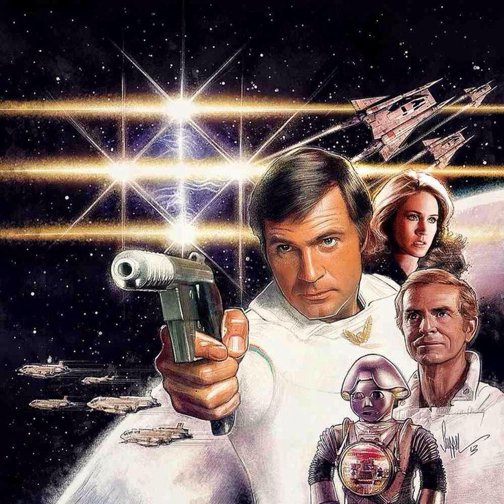Buck Rogers in the 25th Century, 1979-1981