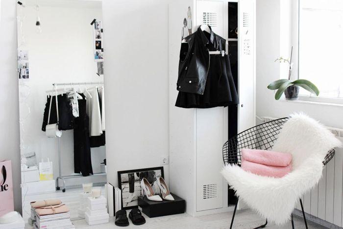 Walk-in closet, Stylizimo.com, FriChic