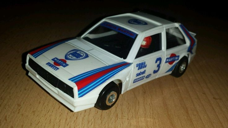 "Rarität 80""er Polistil Champion 1:32 slotcar Lancia Delta S4 Code 43451 ovp in | eBay"