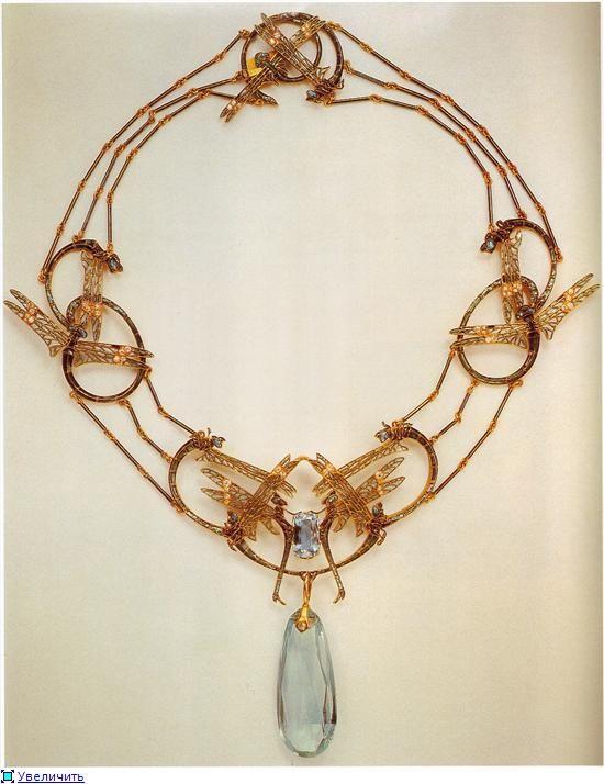Art Nouveau jewellery. Rene Lalique  Co. - X. Обсуждение на LiveInternet - Российский Сервис Онлайн-Дневников