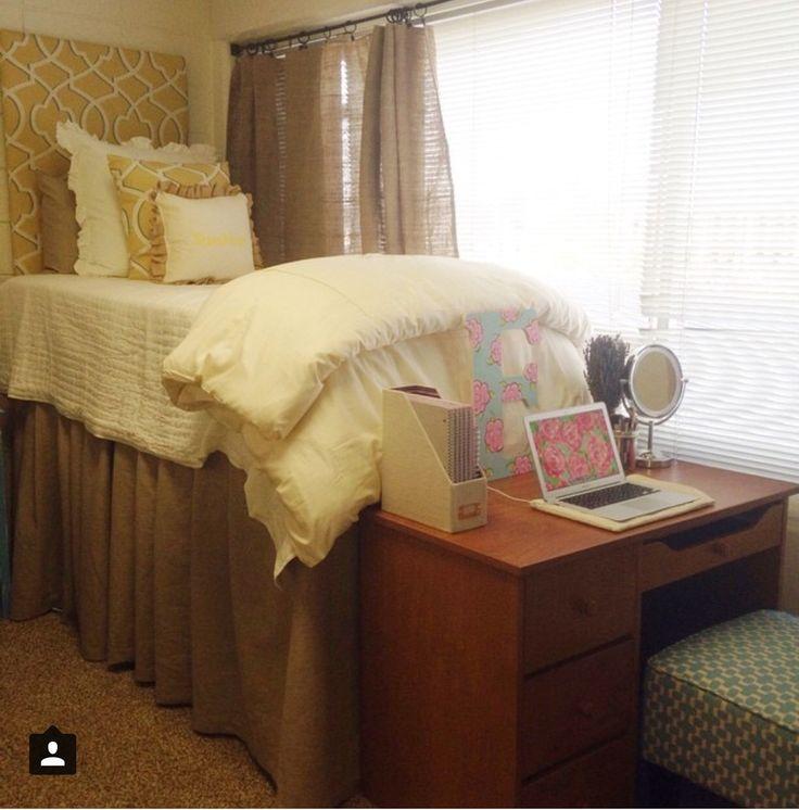 Arkansas state university- Dorm room