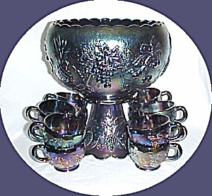 17 Best Images About Westmoreland Carnival Glass On