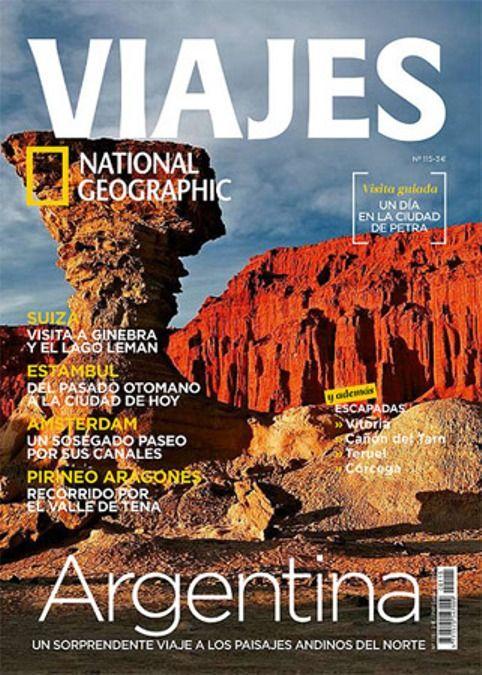 Revista National Geographic Viajes, Ed. RBA Revistas, S.A. Licenciataria de NG Society, NGTV, 2004-2016 http://www.nationalgeographic.com.es/categoria/viajes