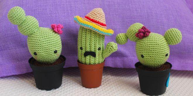 Amigurumi Cactus Paso A Paso : Best images about amigurumis on pinterest free