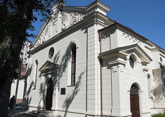 Levice Synagogue