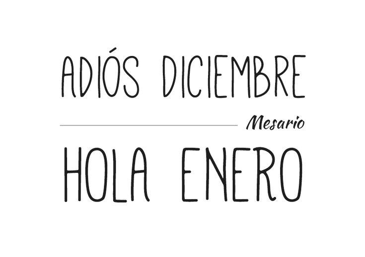 ¡Buenaaaaaaas y feliz año a tutti! Primer post del año (con retraso), no podía faltar el Mesario de Enero 2015 y desearos una Merry Diet #descargable #calendario