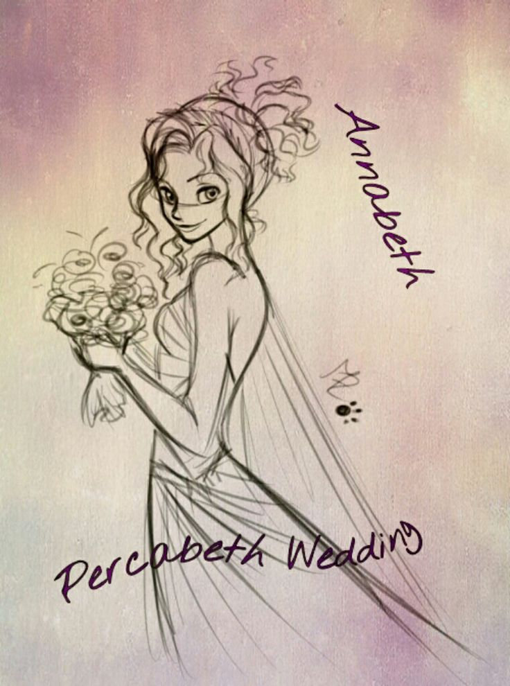 Percabeth wedding