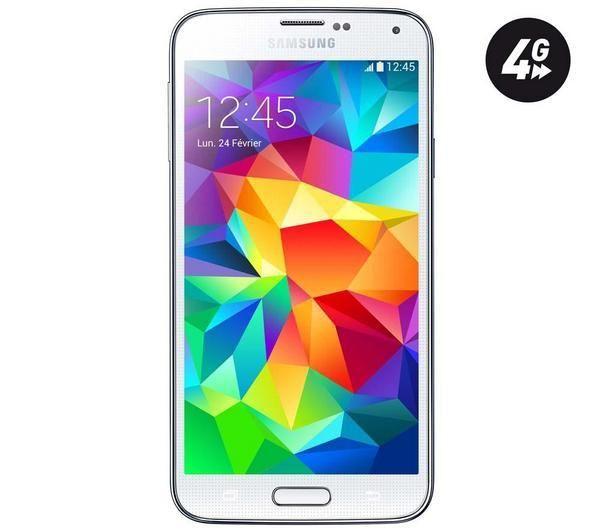 Galaxy S5 - White - Smartphone