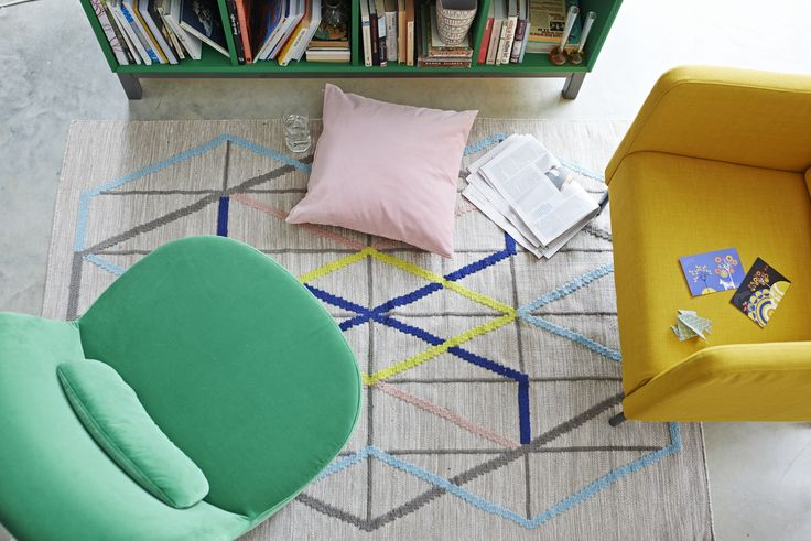 17 melhores imagens de tapetes ikea no pinterest tapetes ideias ikea e casas. Black Bedroom Furniture Sets. Home Design Ideas