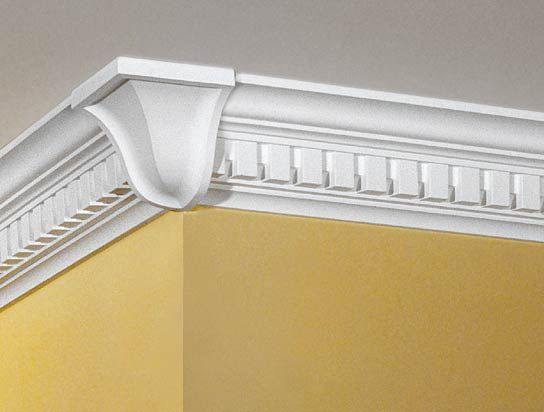 17 best images about crown molding blocks on pinterest for Miterless crown moulding