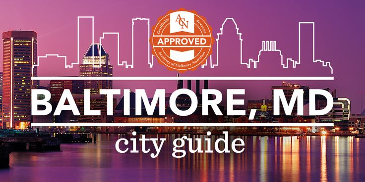 Baltimore, Maryland   Healthy City Guide