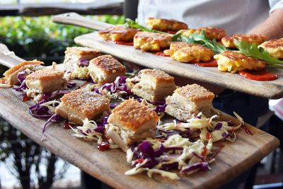 Newstead Food Night Safari - Brisbane