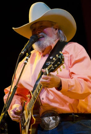 Charlie Daniels ... saw him in concert @ Oshea's Casino in Las Vegas