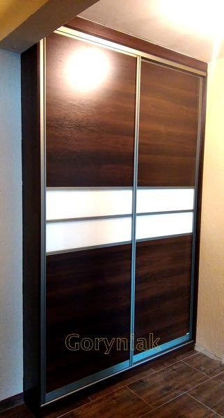 Sliding doors. Aluminium profiles, stainless profiles. Sliding glass door.