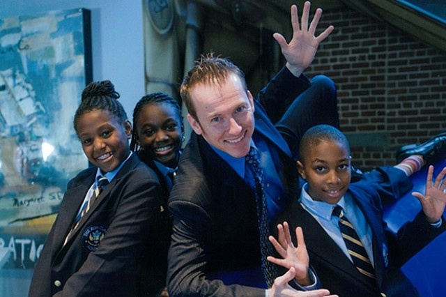 Ron Clark's tips and tricks for livening up your classroom. Learning can be fun!