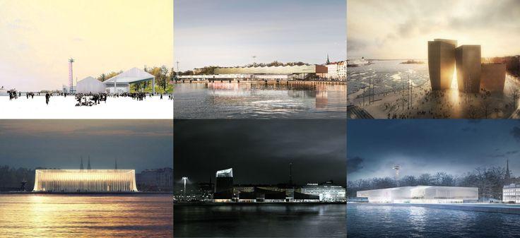 Final Designs Unveiled for Guggenheim Helsinki