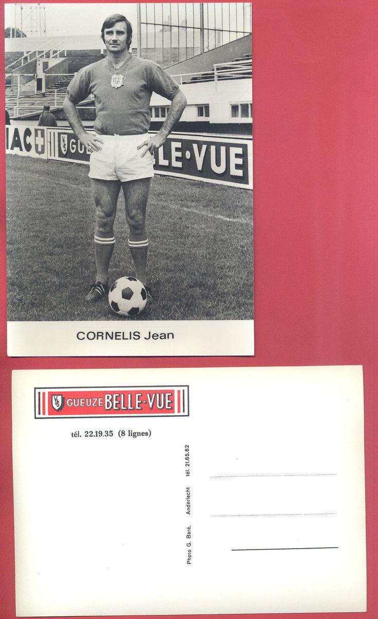 Carte Postale R S C A Jean Cornelis Gueuze Belle VUE | eBay