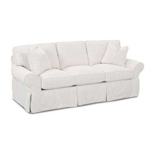 "Found it at Joss & Main - Chelsea 88"" Down Blend Sleeper Sofa"
