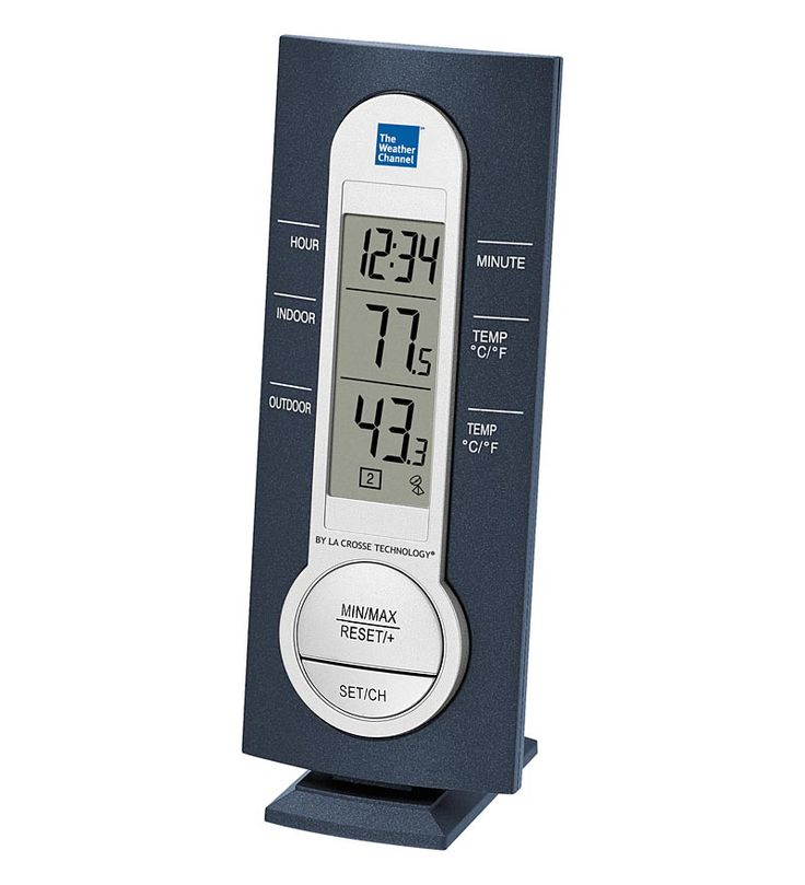 for MICHAEL. The Weather Channel Wireless Thermometer with Probe by La Crosse Technology