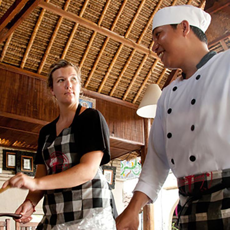 BALINESE COOKING SCHOOL – With Market Visit (6 Hours)