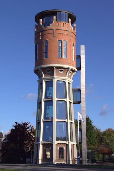 Watertoren Hazerswoude