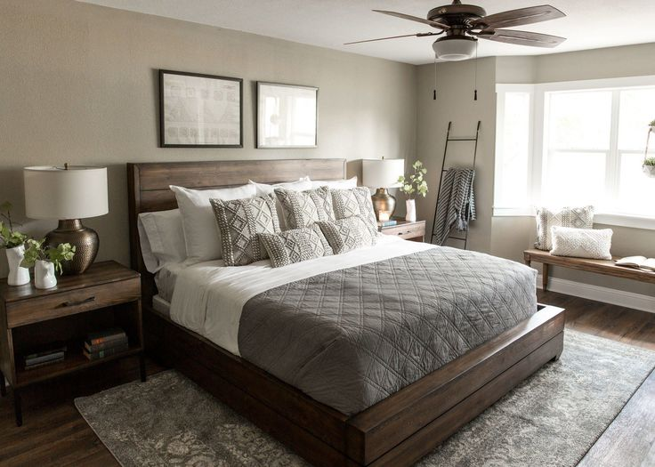 2345d51c394cff85c924119dad3aae61 Gray Bedroom Master Bedrooms