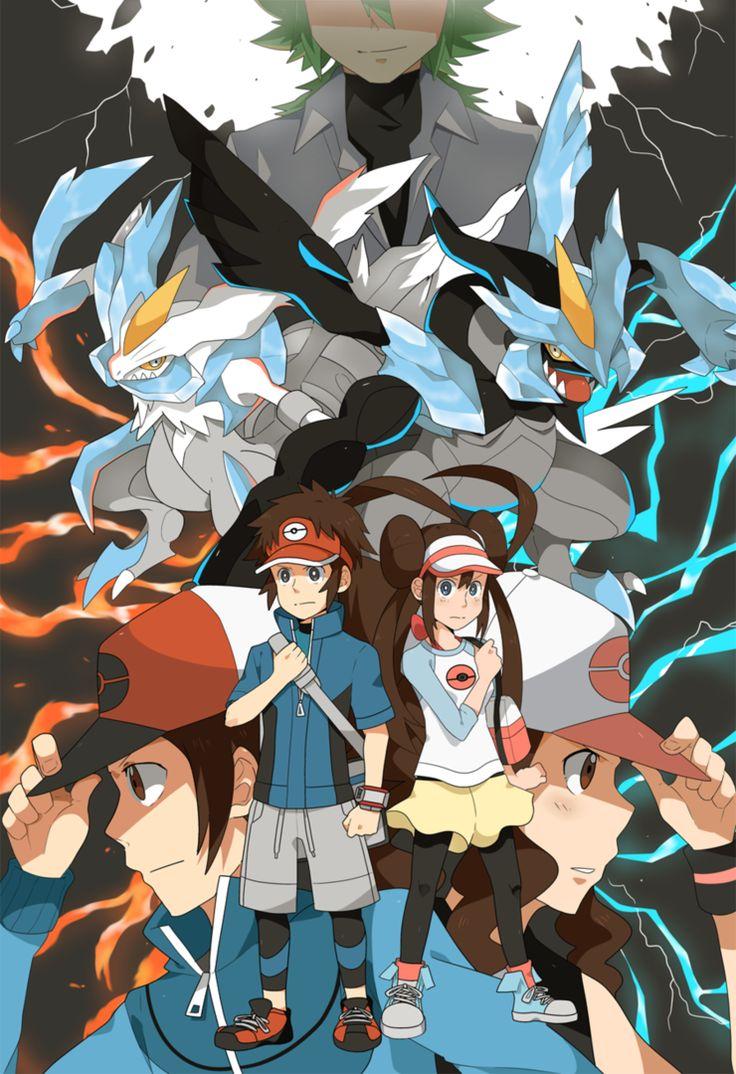 Pokemon Black And White 2 포켓몬 Pinterest 포켓몬