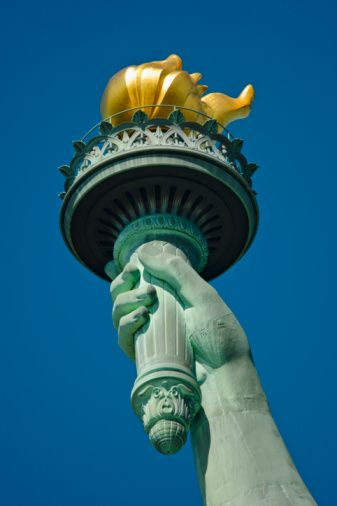 Statue Of Liberty Torch | Statue of Liberty Inscription