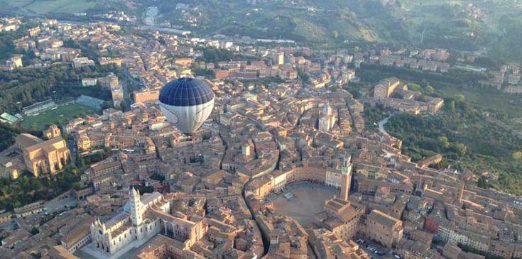 Lista de los mejores vuelos en globo aerostático en Italia - http://www.absolutitalia.com/8146-2/
