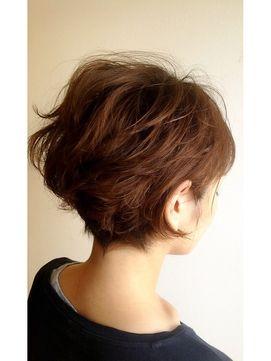 《Kubuhair》大人可愛いショートボブ - 24時間いつでもWEB予約OK!ヘアスタイル10万点以上掲載!お気に入りの髪型、人気のヘアスタイルを探すならKirei Style[キレイスタイル]で。