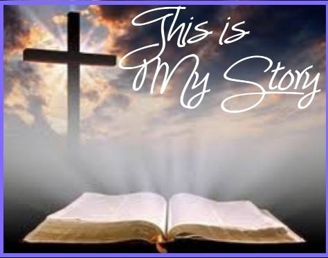 My story - testimony of salvation when I was 8 years old.  Thank you Jesus for saving me!  ♥