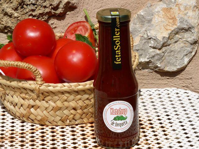 Ketchup de Forqueta