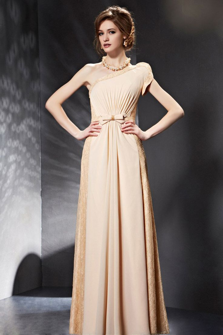 10 best coleo gergia images on pinterest party dresses and 2014 apricot ruffles one shoulder tie back prom dress 30665 ombrellifo Image collections