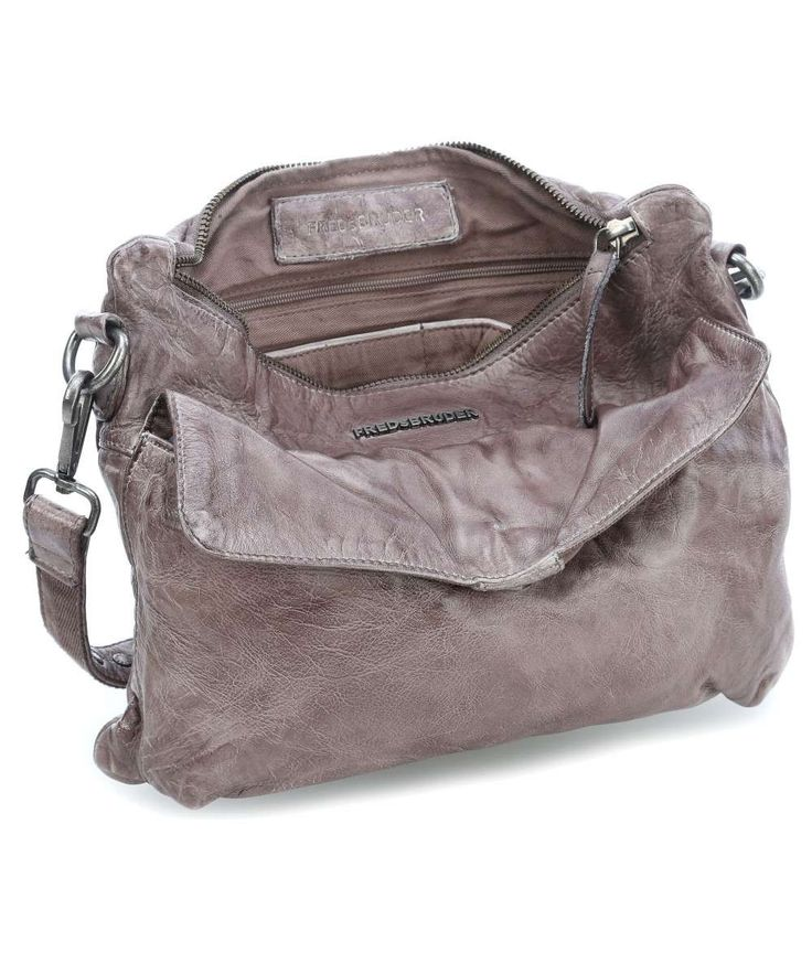 FredsBruder Sparrow Cross-Body Tas taupe-123-42-127-00 Preview