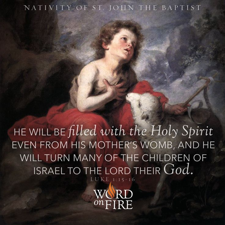Bible Quotes About St John The Baptist: 17 Best Images About Canticle Of Zechariah On Pinterest