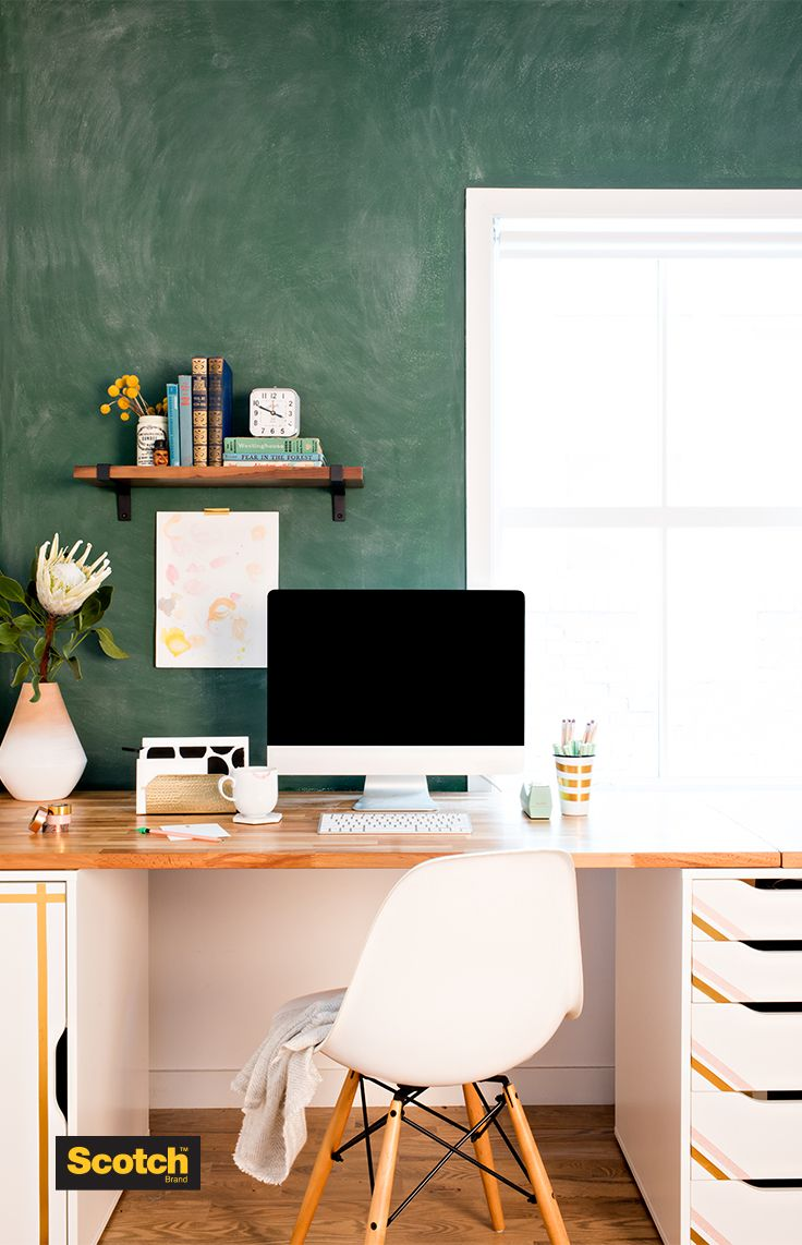 Refresh your office furniture in five minutes