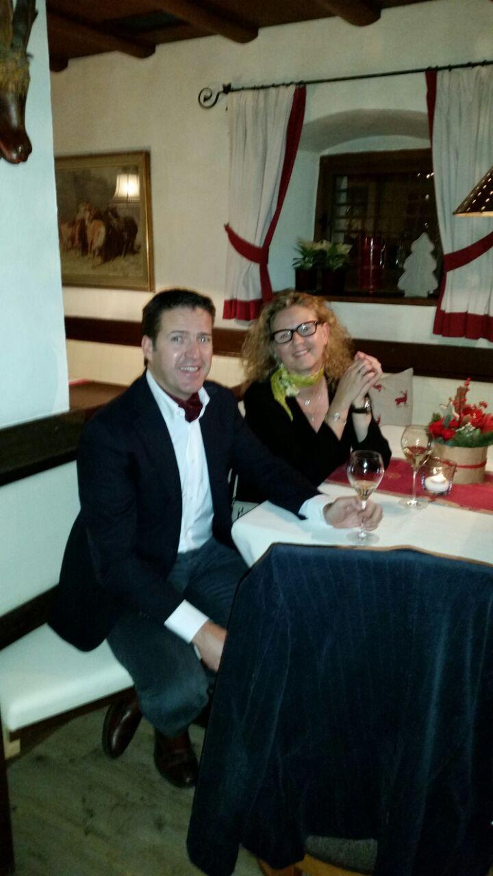 Andy e Romina