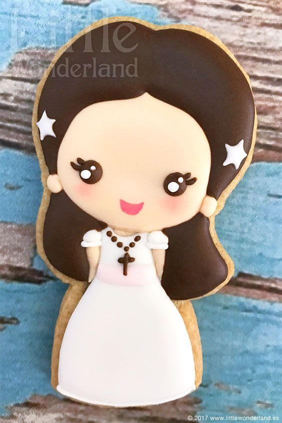 Galletas personalizadas para comuniones | Custom communion cookies