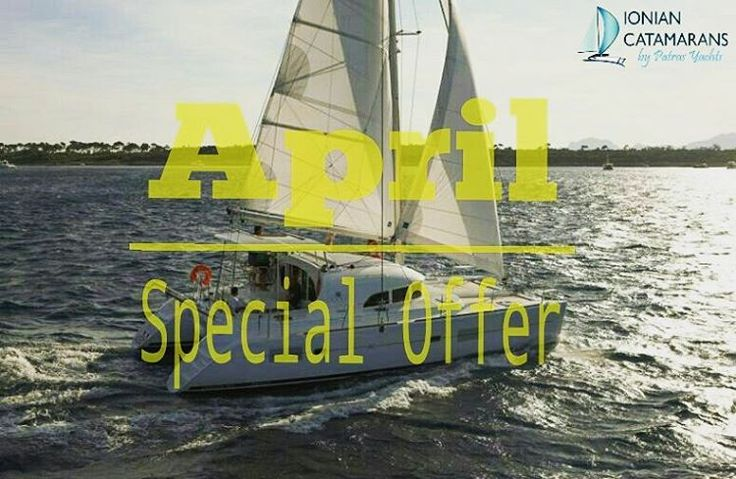 Lagoon 380 Special Offer for April!