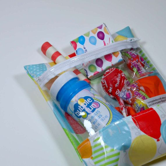 Loot Bags 1st Birthday Boys Balloons 8 Pk: 17 Best Ideas About Candy Bags Birthday On Pinterest