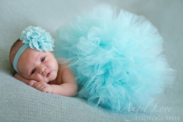 Headband newborn photo prop newborn tutu baby gift newborn