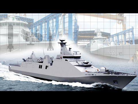 PT PAL Perkenalkan Kapal Perusak Militer Indonesia, Ini Kehebatannya