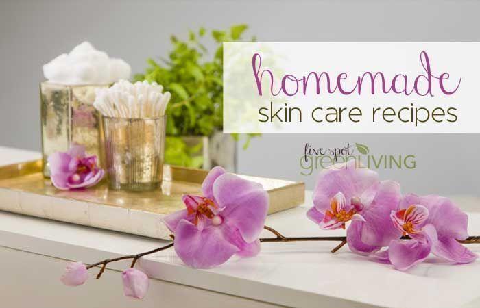 Homemade skincare recipes with essential oils # essential oil recipes  -  Hautpflege-Rezepte