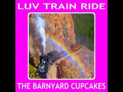 LUV TRAIN RIDE by The Barnyard Cupcakes