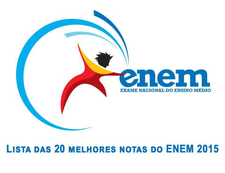 Lista das 20 melhores notas do ENEM 2015