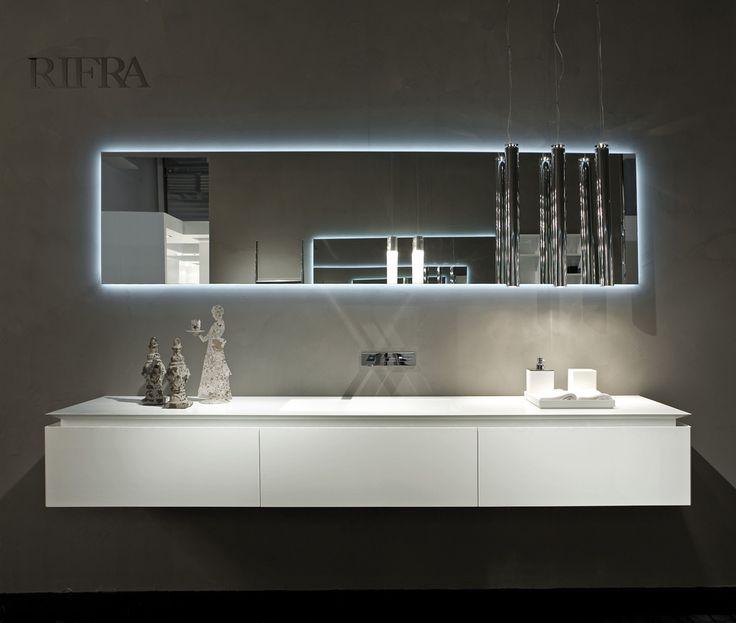 13 best rifra italian design bathroom vanity images on pinterest